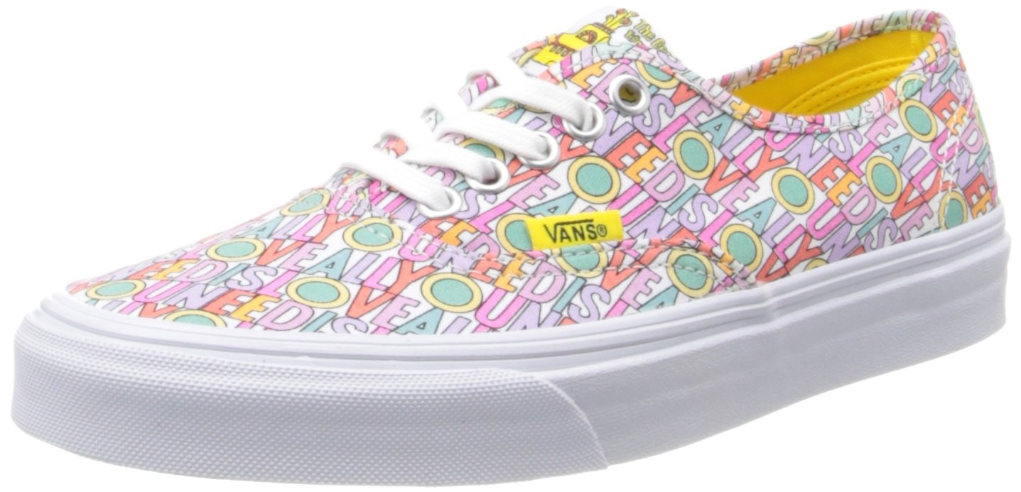 [バンズ] VANS VANS AUTHENTIC VEE3 B00JFI5PW6 12 B(M) US Women / 10.5 D(M) US Men|The Beatles All You Need The Beatles All You Need 12 B(M) US Women / 10.5 D(M) US Men