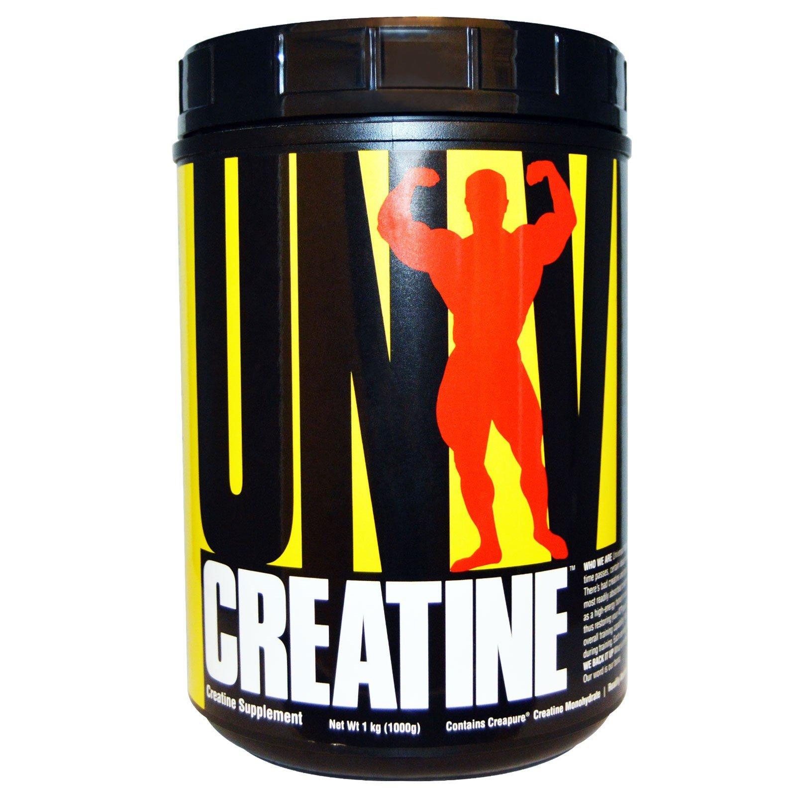 Universal Nutrition, Creatine, 1000 g (1 kg) - 2pc
