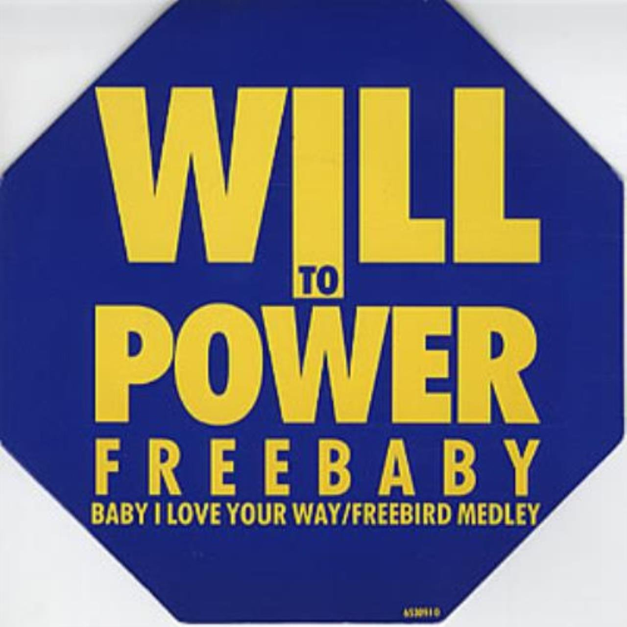 Will To Power - Baby I Love Your Way/Freebird Medley - Amazon.com ...