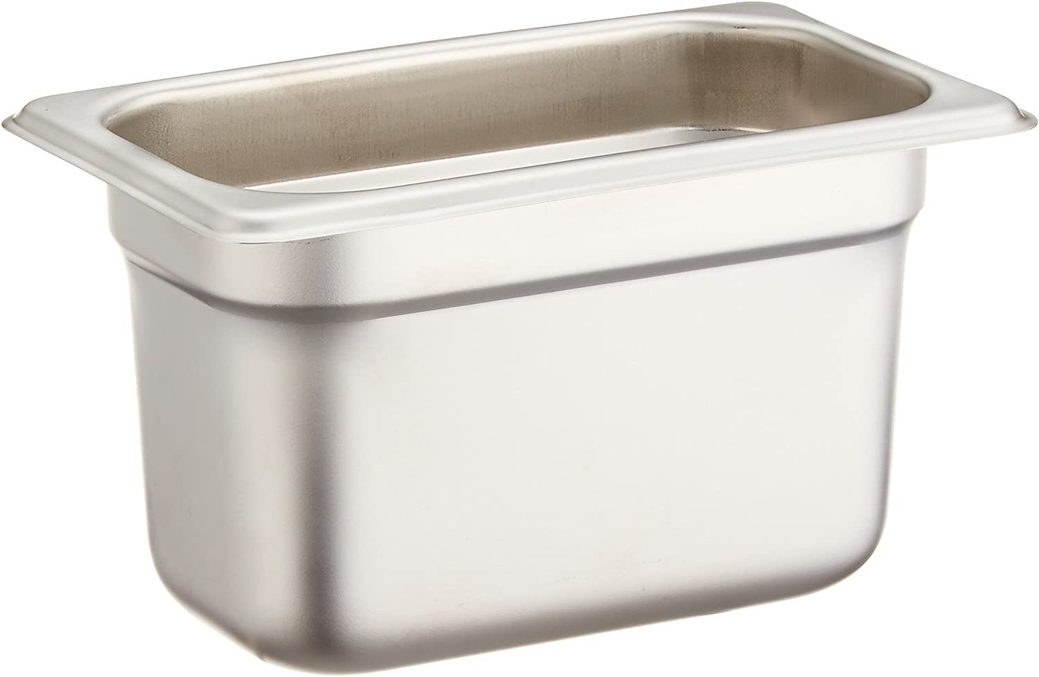 Winco Anti-Jamming Steam Pan, 1/9 by 4-Inch, Standard Weight