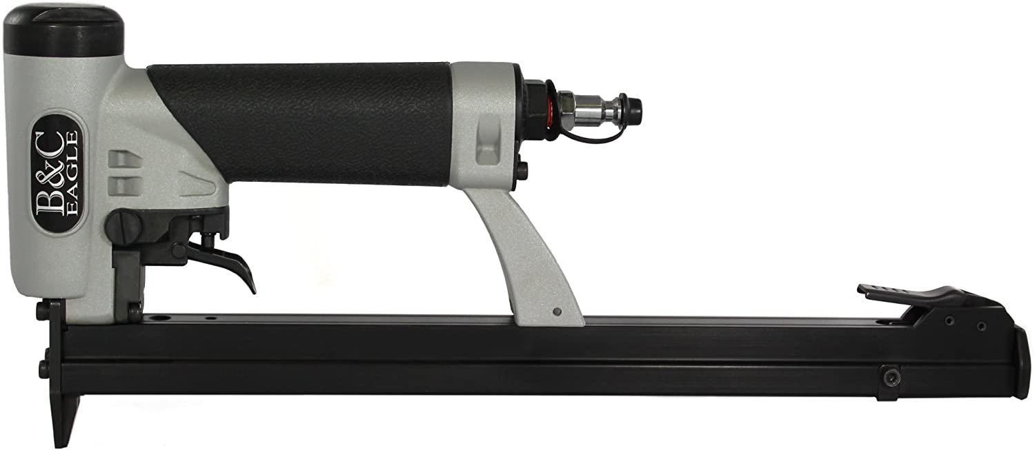 C-8016LMA 1 Pack Complete Automatic Stapler with Long Magazine