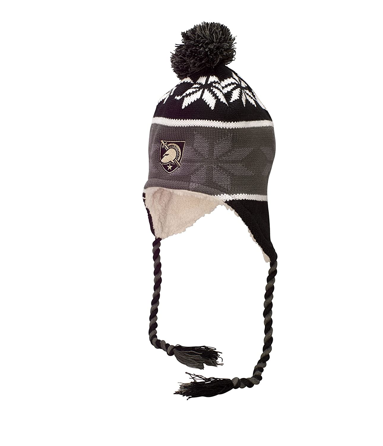 Size Black Ouray Sportswear Adult-Unisexs Ridge Beanie One