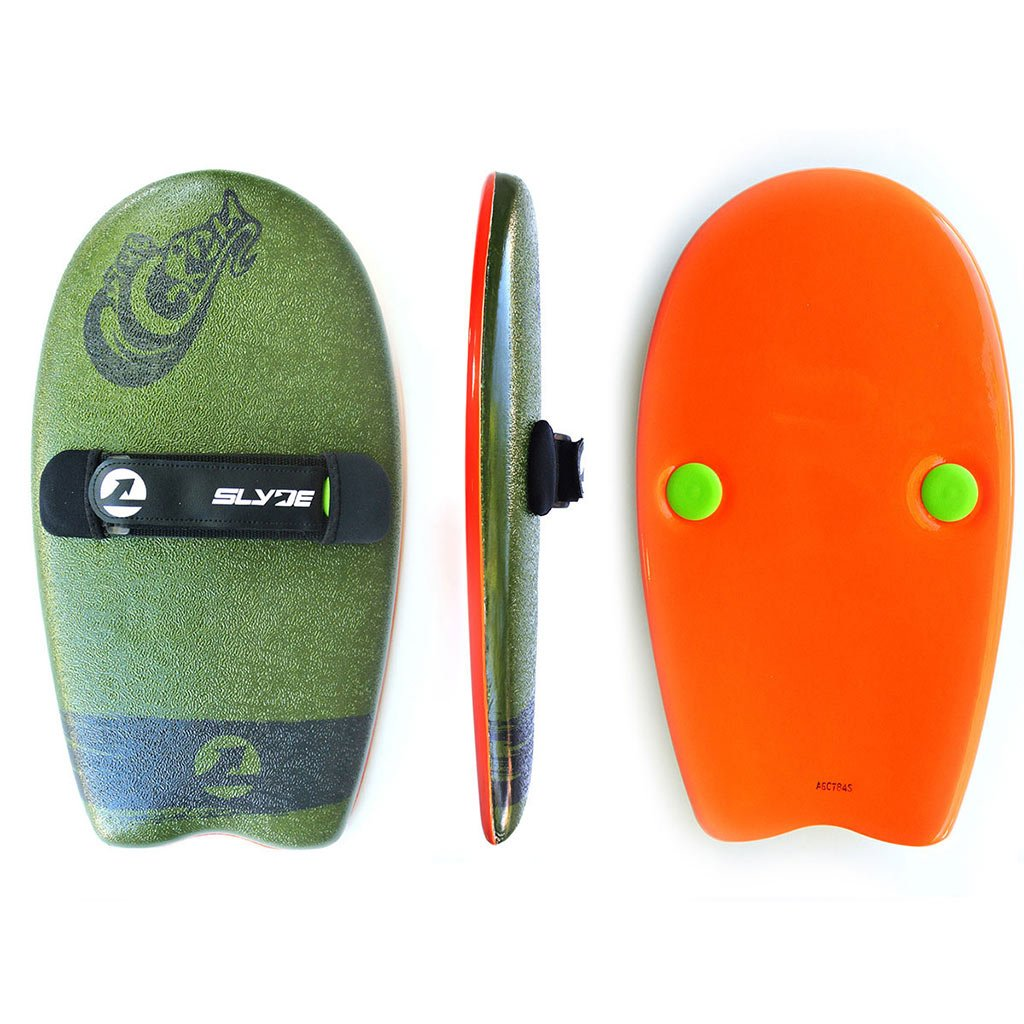 The The Slyde Grom Soft Top Bodysurfing Handboard travel product recommended by Michelle Michalak on Lifney.