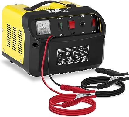 : MSW Chargeur de Batterie Auto Aide au Démarrage