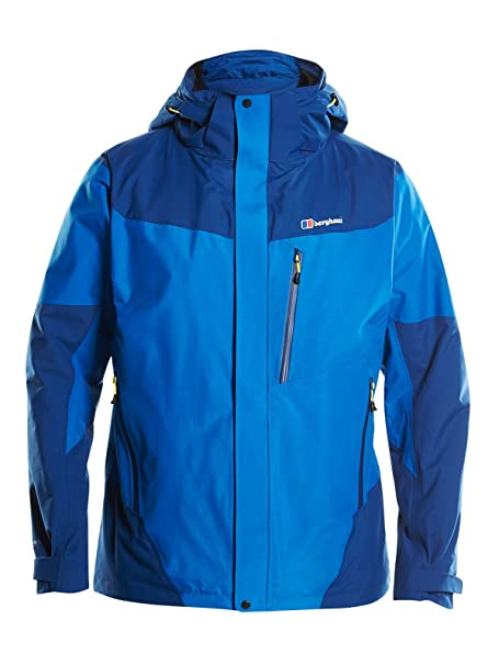 hot new products good selling sells Berghaus Men's Arran 3-in-1 Jacket-Carbon Black, Small