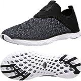 ALEADER Men's Slip-on Athletic Water Shoes