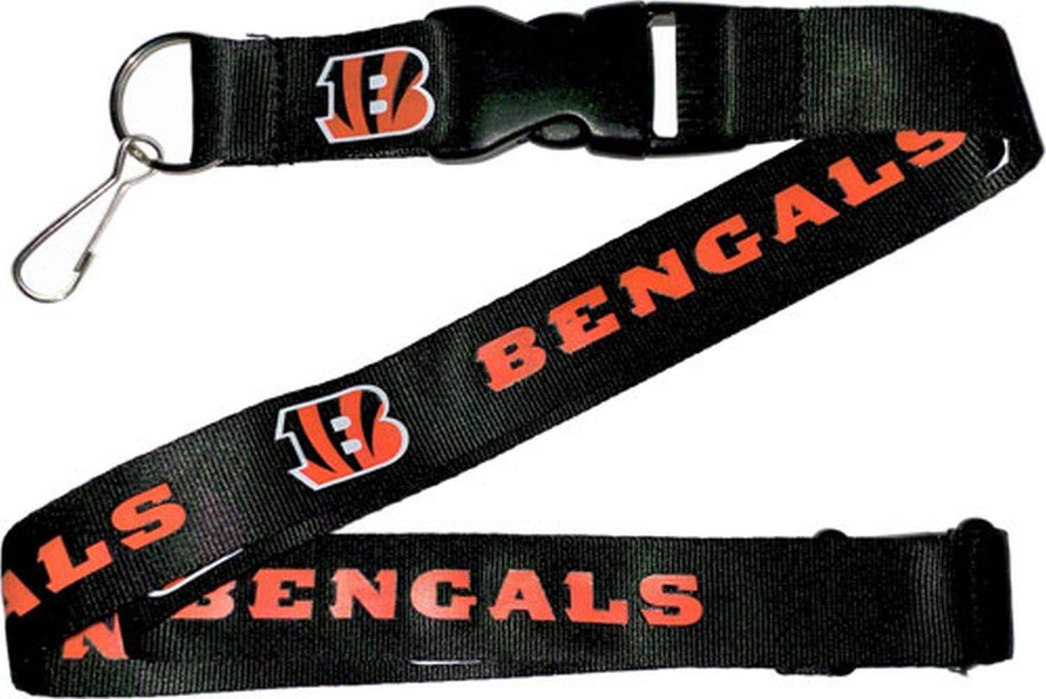 NFL Cincinnati Bengals Lanyard