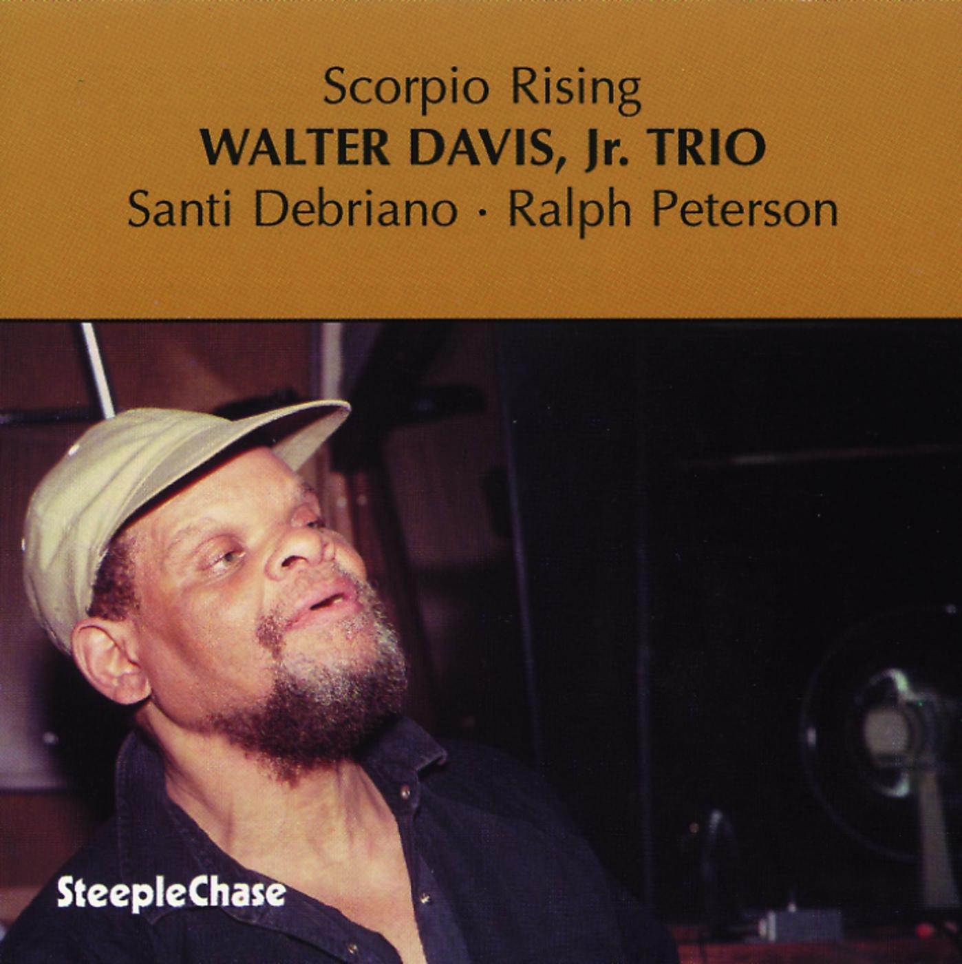 Amazon Scorpio Rising Walter Davis Jr
