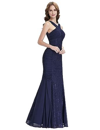 Vestidos de la Reina TF Maxi de mano con pedrería y sin tirantes 3 de gasa vestido de colores de la bola: Amazon.es: Ropa y accesorios