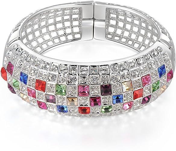 Design original de NINABOX® - 'Série Reine' - Bracelet manchette ...