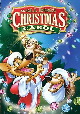 an all dogs christmas carol digitally remastered - An All Dogs Christmas Carol