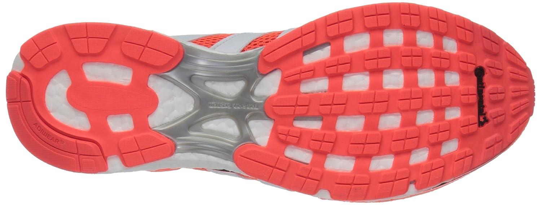adidas adizero adios 3 m scarpa da corsa rosso / nero / bianco, solare, 7 milioni di noi