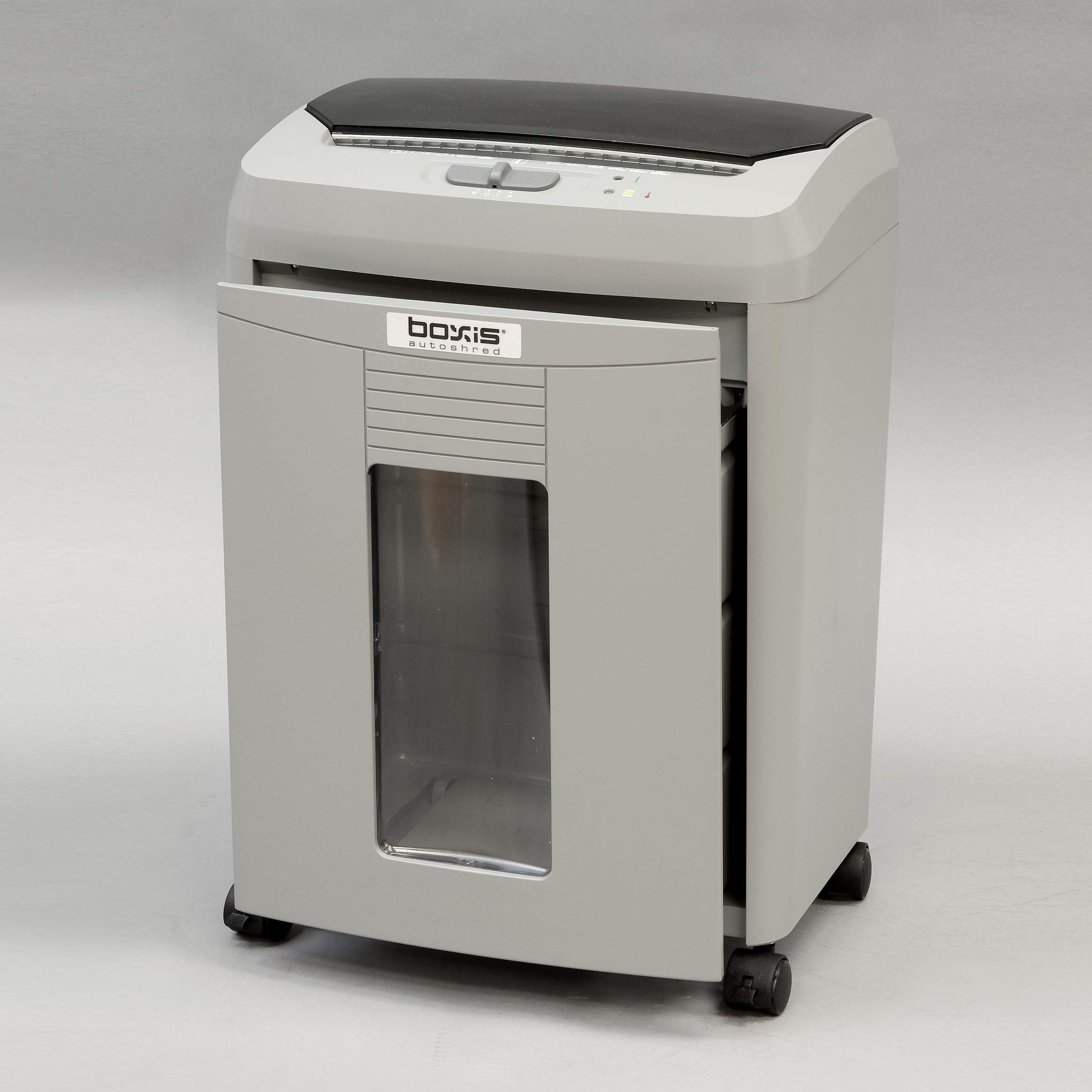 Boxis AF80 AutoShred 80-Sheet Micro Cut Paper Shredder