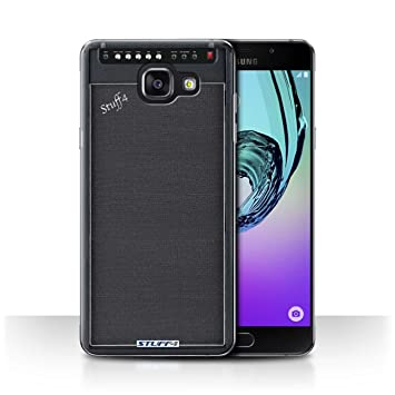 Coque De Stuff4 Pour Samsung Galaxy A5 2016 Amplificateur Design
