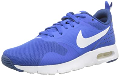 timeless design 622a3 f5948 Amazon.com | Nike Youths Air Max Tavas Mesh Trainers | Running