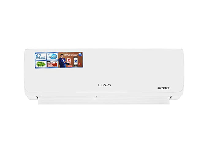b106e13eefe Image Unavailable. Image not available for. Colour  Lloyd 1.5 Ton 3 Star  Inverter Split AC ...