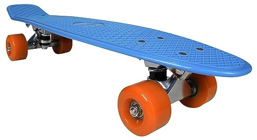 54 opinioni per Awaii IDD22-000B0 Skateboard, Blu, Taglia Unica