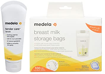 Amazon.com: Medela Lanolin Nipplecream - Crema de pezón ...