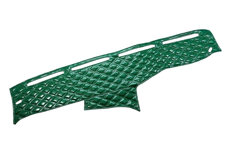 雅 ダッシュマット 煌輝V2(キラメキ)№35 ふそう スーパーグレート(H08/04~H19/04)<大型車>グリーン DM-KZ235GR B077XD1SZF グリーン グリーン