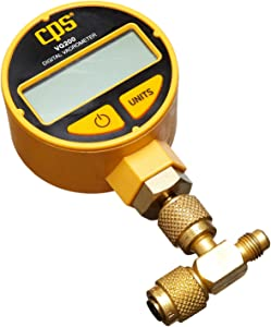 CPS VG200: Vacuum Gauge with Digital LCD Display