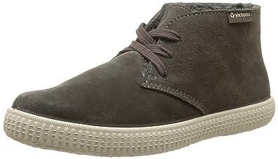 6994d099842f0f Victoria Safari Serraje, Desert boots fourrées Mixte adulte - Gris  (Pizarra), 36