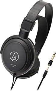 Audio-Technica ATH-AVC200 SonicPro Over-Ear Closed-Back Dynamic Headphones