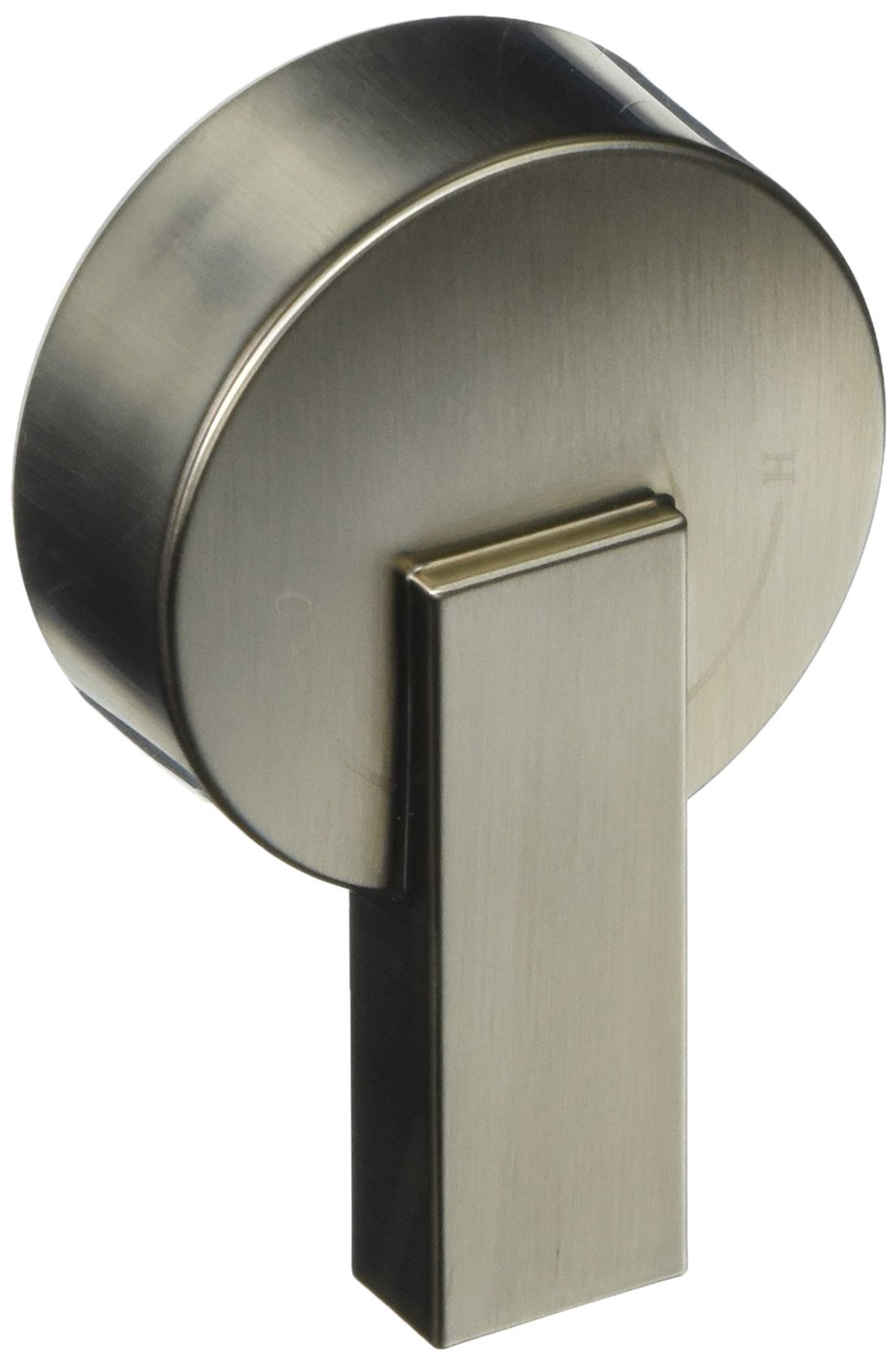 Delta RP62956SS Vero Single Metal Lever Handle Temperature Knob and Cover, Stainless
