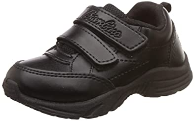 0acfdbeada3a8 Liberty Boys & Girls School Shoes Black
