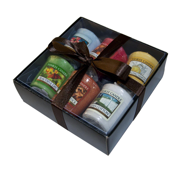 Yankee Candle Luxury 6 Sampler Pack
