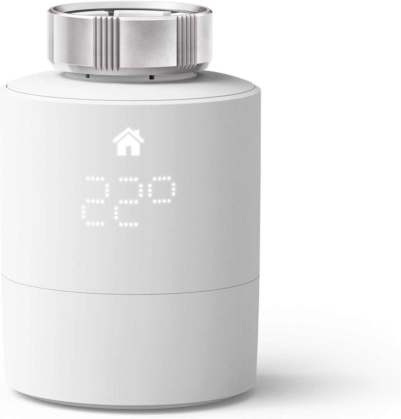 tado° Tête Thermostatique Intelligente - Accessoire pour le contrôle multi-pièces, contrôle de...