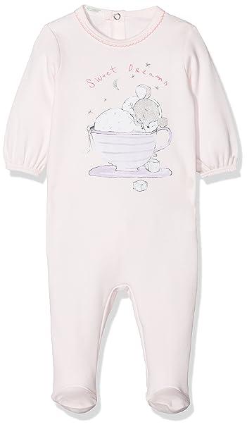 United Colors of Benetton Pyjama Overall, Pantalones de Pijama para Bebés: Amazon.es: Ropa y accesorios