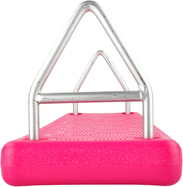 and SSS Logo Sticker Pink Swing Set Stuff Inc Flat Seat