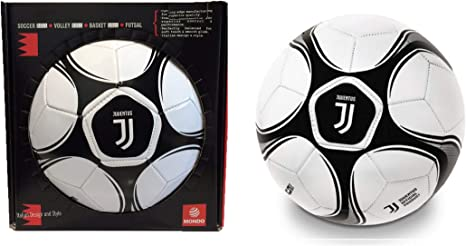 Mondo Juventus F.C. Leather Football in Gift Box, Balón de fútbol ...
