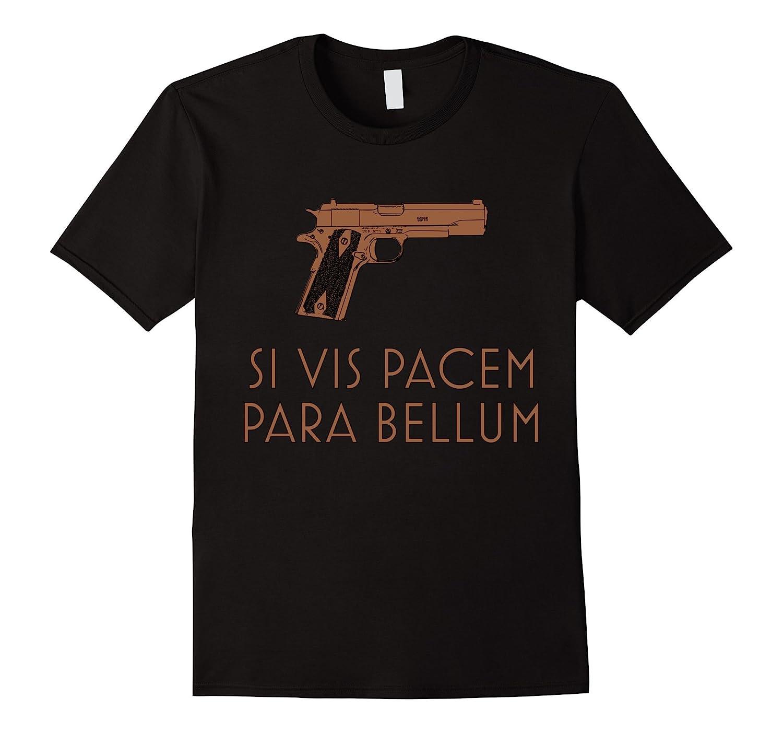 1911 45 latin motto Si Vis Pacem Para Bellum-Vaci