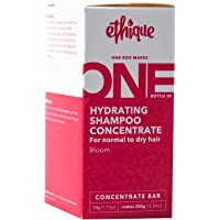 Ethique Hydrating Shampoo Concentrate Bar for Normal to Dry Hair- Bloom -pH Balanced, Sustainable Natural Shampoo…