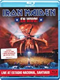Iron Maiden - En vivo! - Live at Estadio Nacional, Santiago