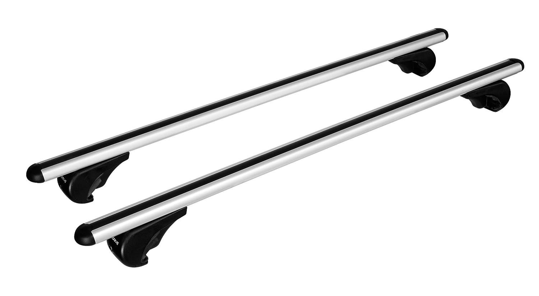 LAMPA N15035 Coppia Barre Portatutto Rail-PRO M Alluminio