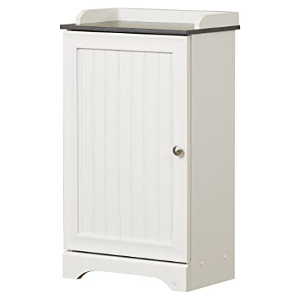 Beachcrest Home Gulf 31.25u0026quot; X 17.63u0026quot; Bathroom Cabinet, Free  Standing Cabinet