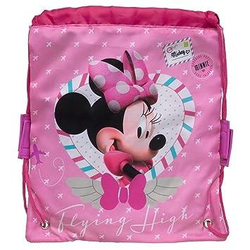 Disney 1633501 Mochila Infantil Bolsa Merienda Minnie ...