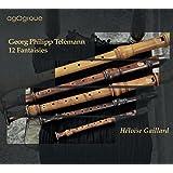 Telemann / Fantaisies pour Flûte Seule