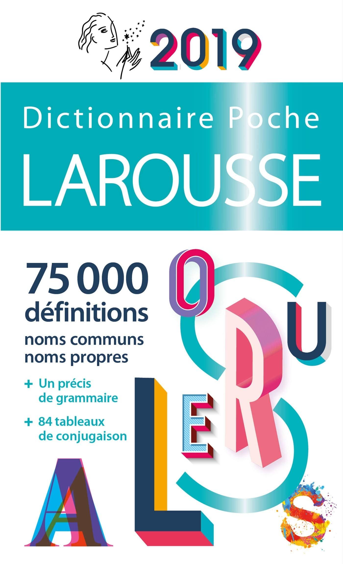 Larousse De Poche  Poche Dictionnaire Langue Francais