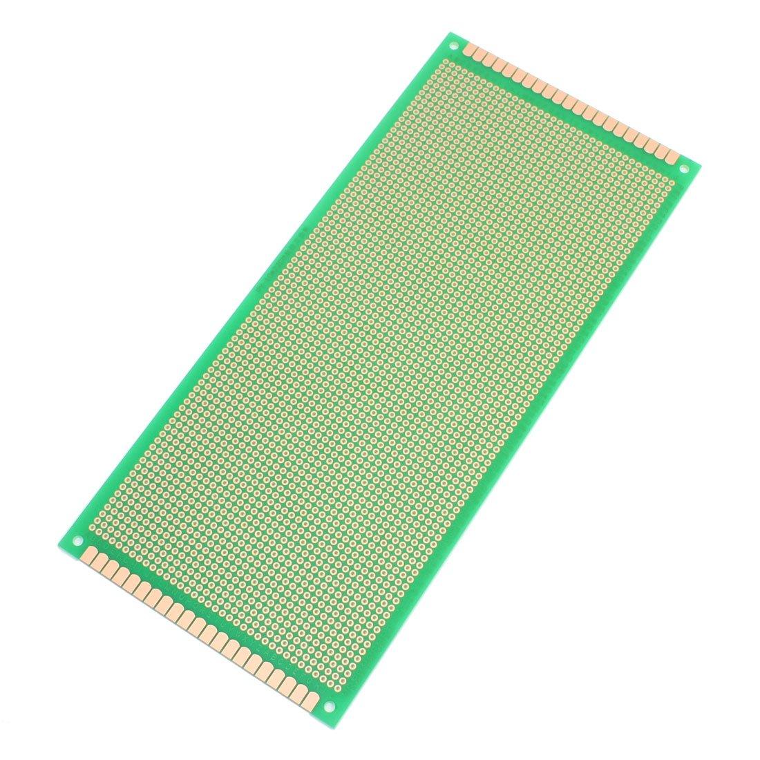 Dissipatore di calore universale in alluminio nero to220 to247 ca50x35x13mm 2 PZ