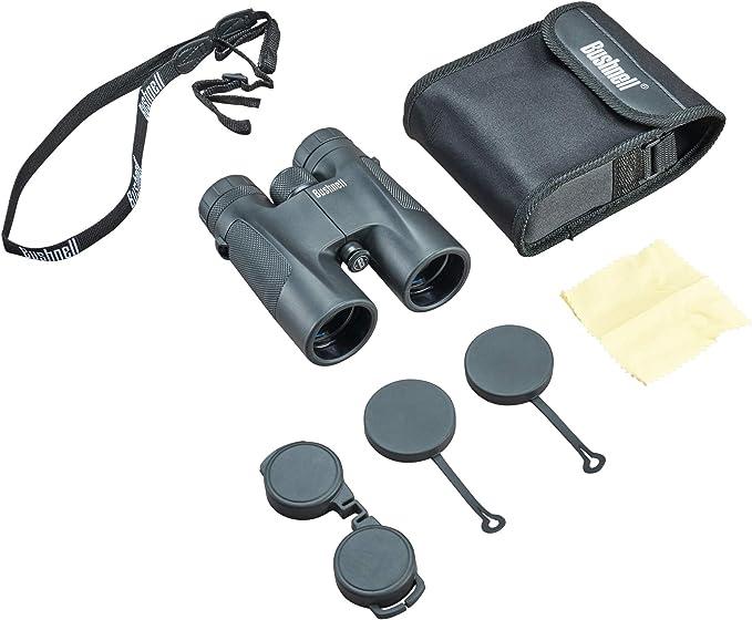 Bushnell Fernglas 10x42 Powerview Kompakt Robust Kamera