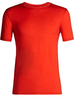 0ccbf35c77f Amazon.com: Icebreaker Merino Men's Tech Lite T-Shirt, Merino Wool ...