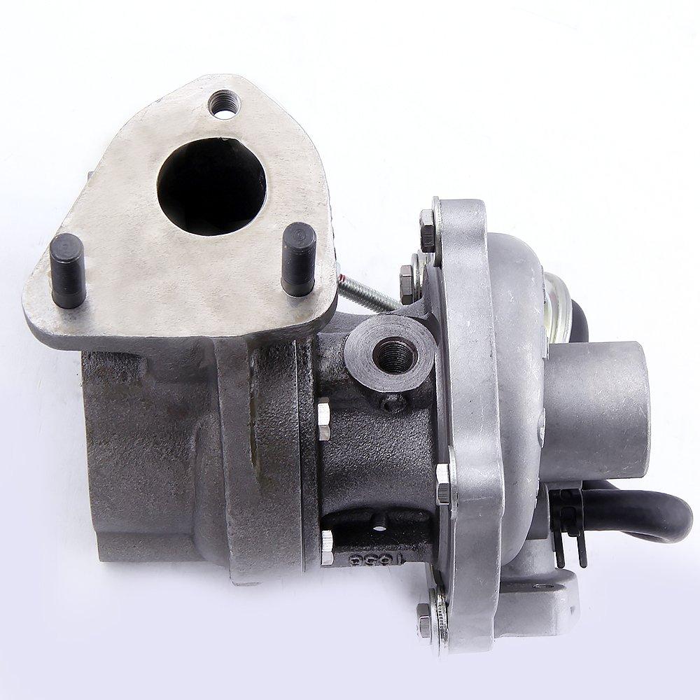 maXpeedingrods Turbina Turbocompressore