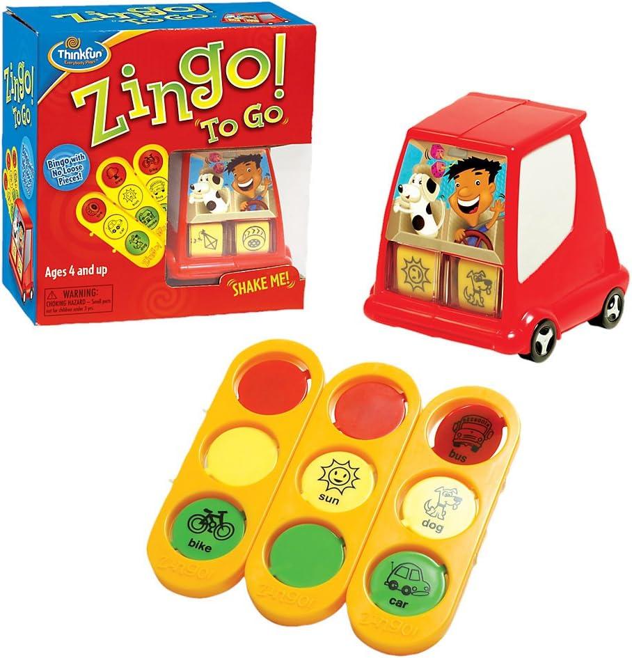 Zingo To Go De Viaje: Amazon.es: Juguetes y juegos