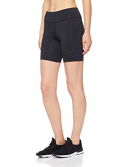 614aa0fdf8 Amazon.com: Nike Fast 7 Inch Graphic Running Shorts Women's: Clothing