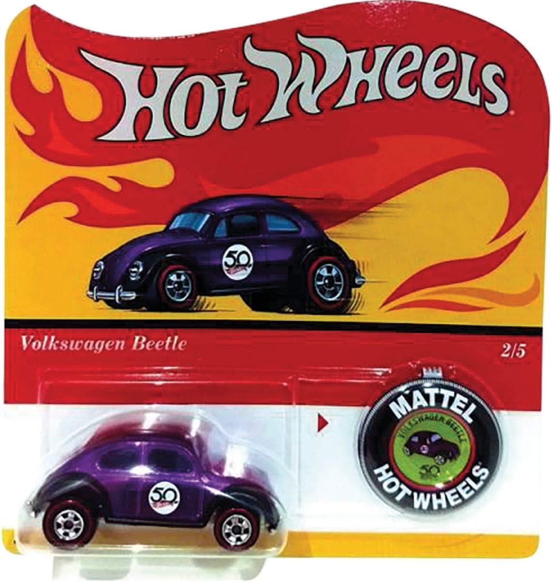 Styles May Vary Hot Wheels FTX83 50th Anniversary Car