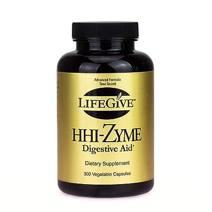 Amazon.com: Vida dar las enzimas digestivas ~ 750 ~ Veggie ...
