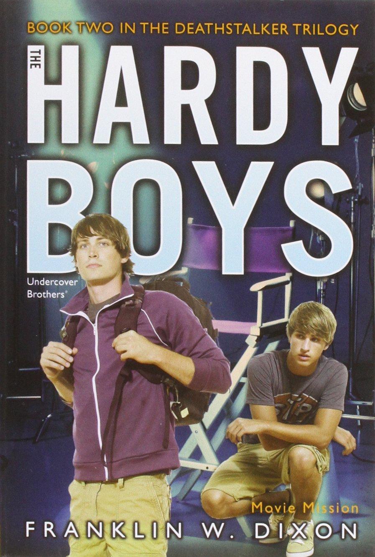 Read Online Movie Mission (Hardy Boys) pdf